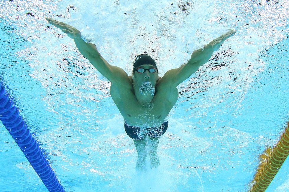 Michael Phelps: sei settimane in rehab