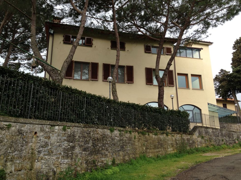 casa Renzi Rignano