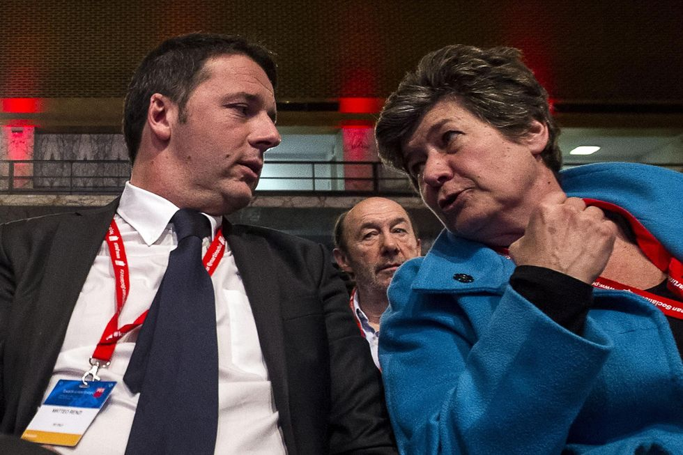 Dal Tfr al salario minimo, le sfide di Renzi e del sindacato