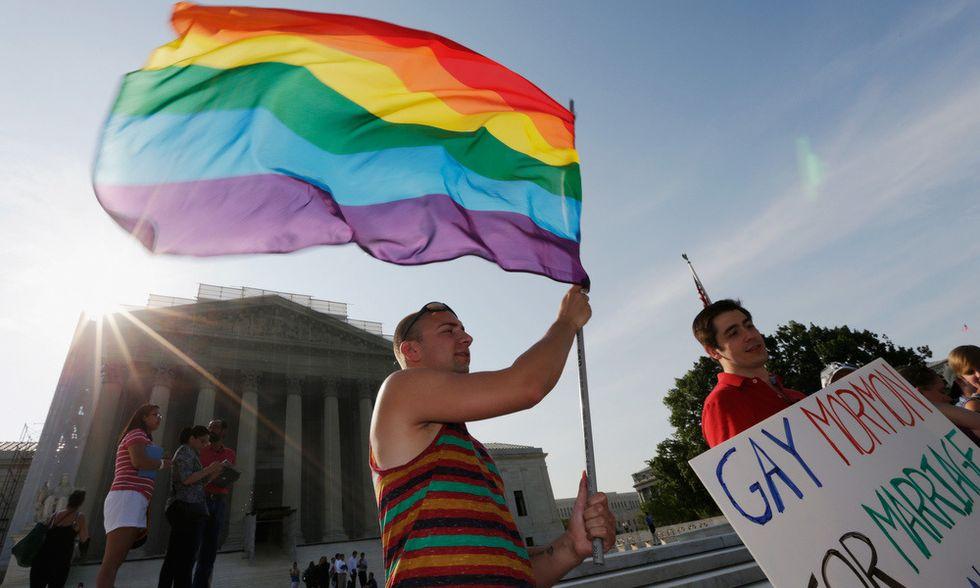 Ora il 60% degli americani vive in Stati gay-friendly
