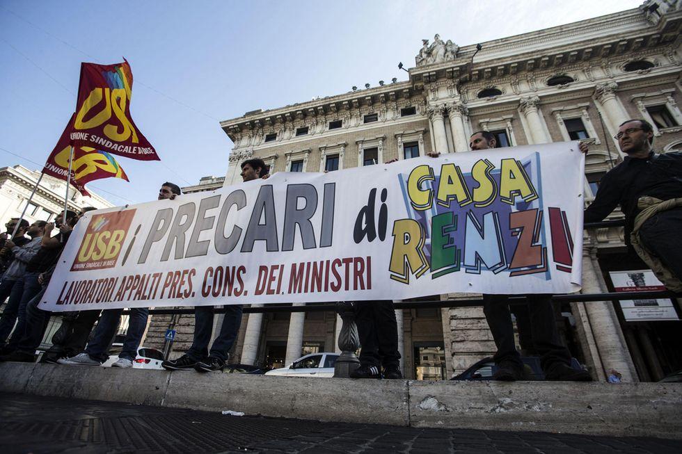 Renzi: faccia a faccia con i sindacati e con le imprese
