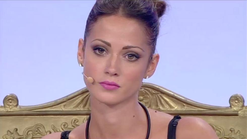 """Uomini e Donne, Teresa Cilia: """"Voglio un uomo vero, non mi accontento"""""""