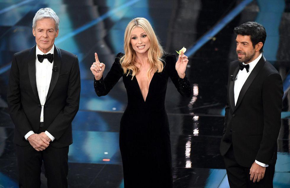 Sanremo 2018: le pagelle della prima serata