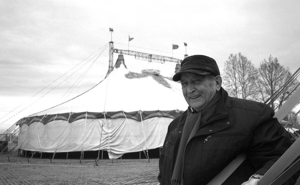 Nando Orfei, il domatore di sogni