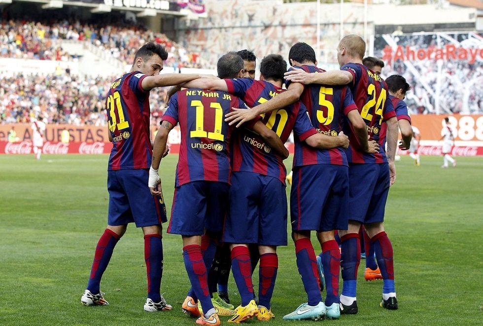 Indipendenza della Catalogna: se vince il sì, Barcellona fuori dalla Liga