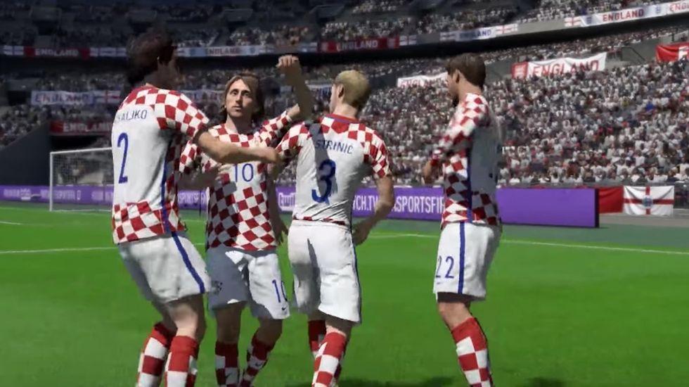 croazia fifa 18