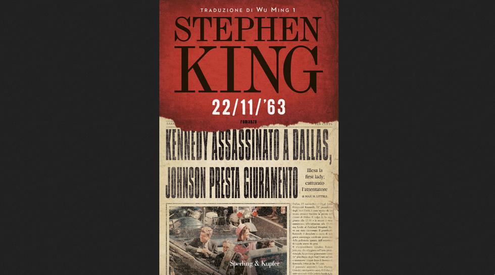 22/11/63: il romanzo di Stephen King sull'omicidio di JFK diventa una serie tv