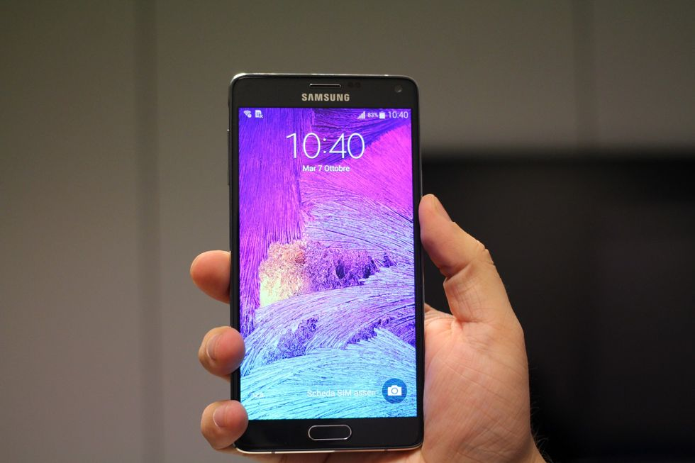 Samsung Galaxy Note 4, la video-recensione