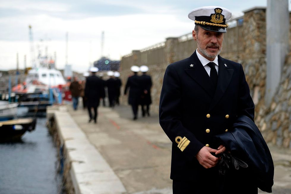 """Il capitano De Falco: """"Trasferimento? Non ci sto"""""""