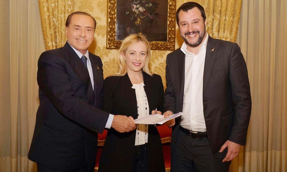 Centrodestra: Salvini è il leader ma non faccia accordi separati con M5S