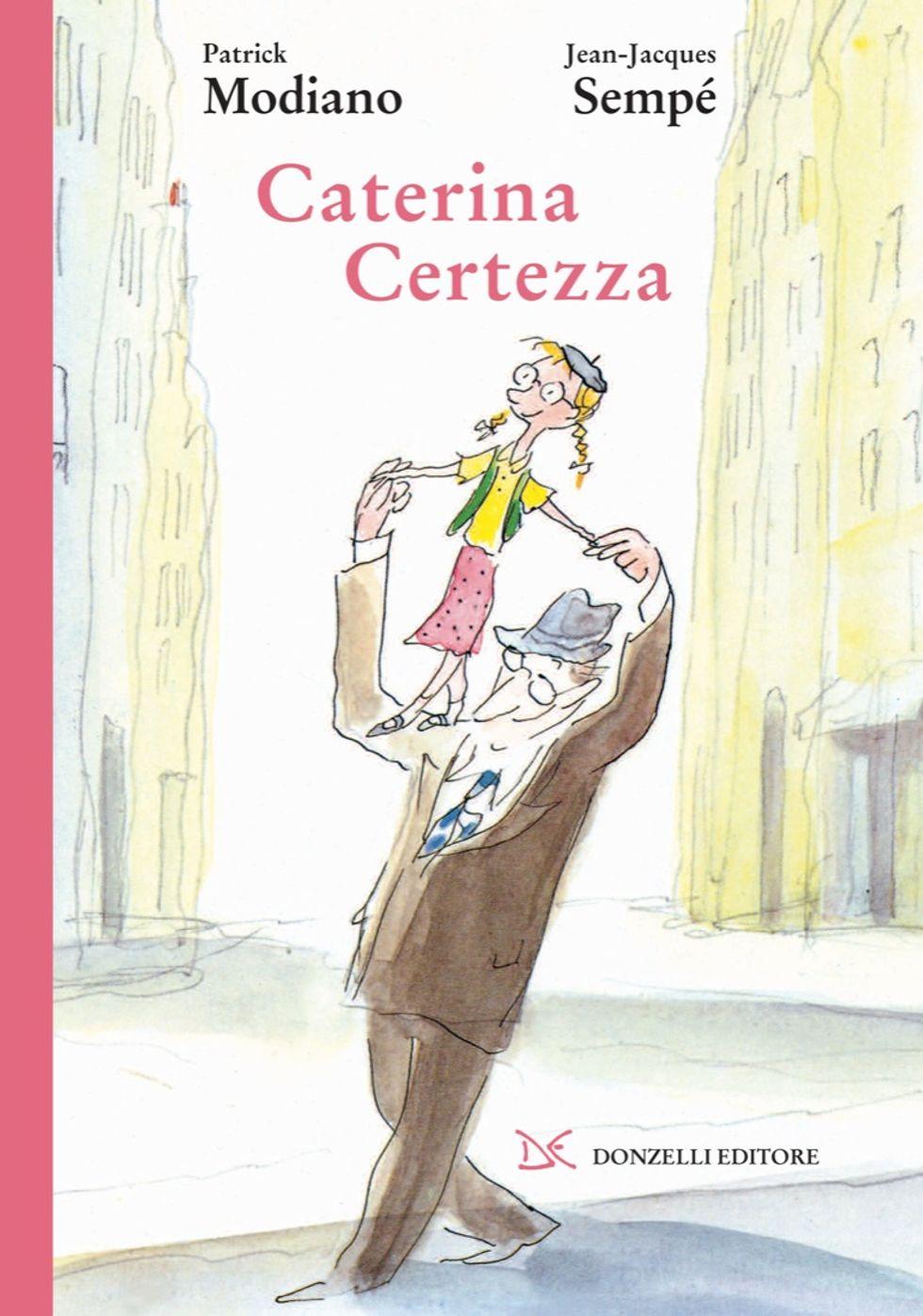 Patrick Modiano, scrittore per bambini