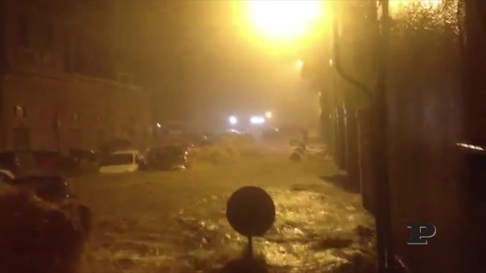 Alluvione Genova: i vostri video