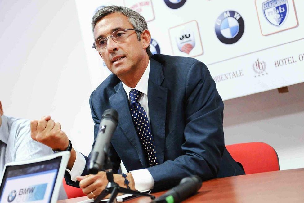 Nuova stagione, nuova Legabasket: le sfide del presidente Marino