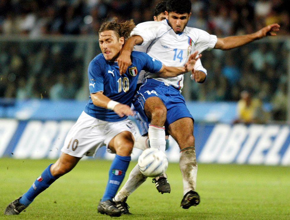 Italia-Azerbaigian: i precedenti per Euro 2004
