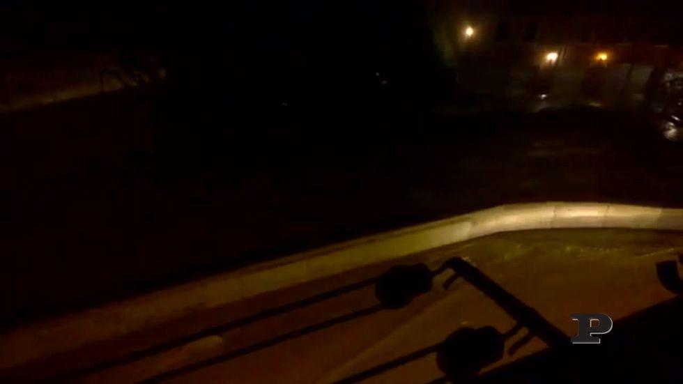 Alluvione Genova: esonda il Feraggiano