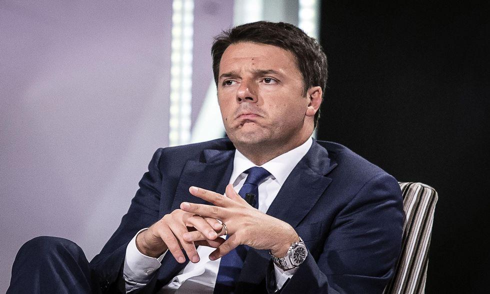 Renzi e i rischi dell'uomo solo al comando