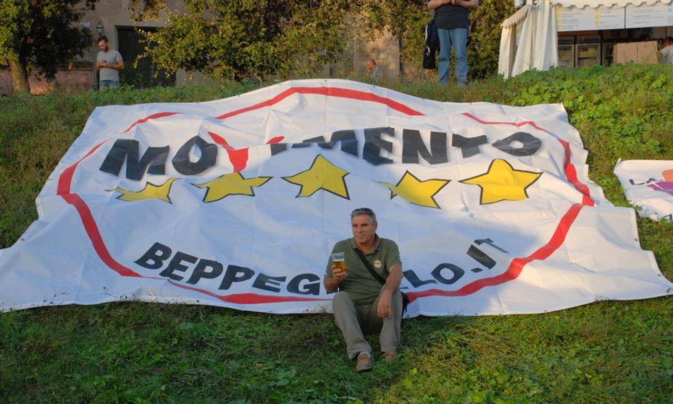 Addio al Movimento 5 Stelle