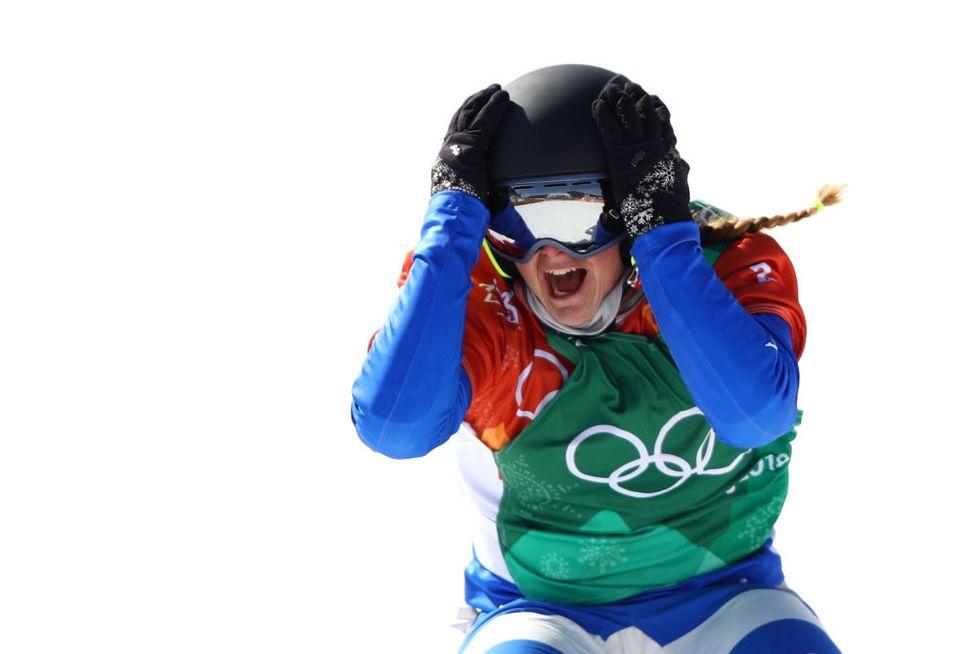 olimpiadi invernali 2018 medaglie italia michela moioli