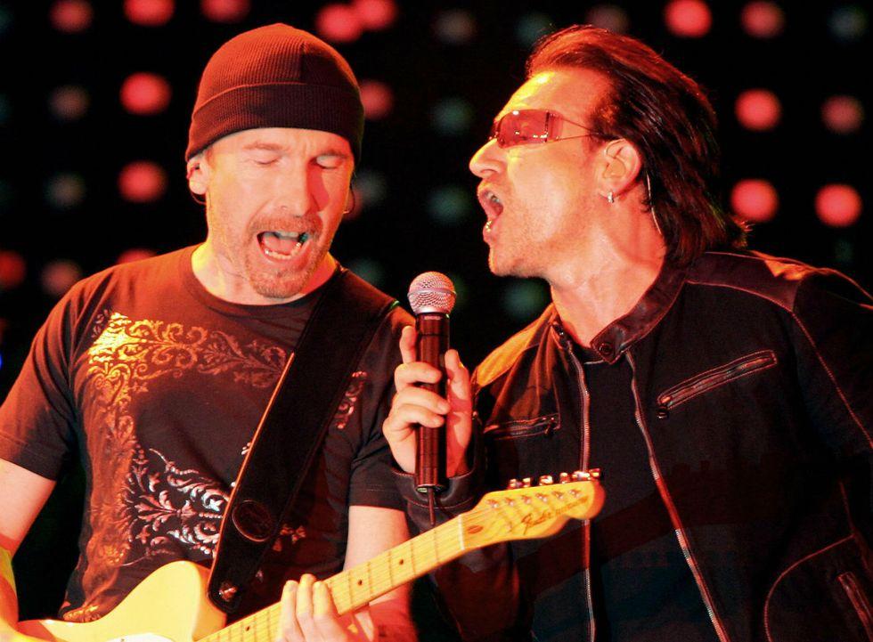 U2: le 20 canzoni più belle di sempre