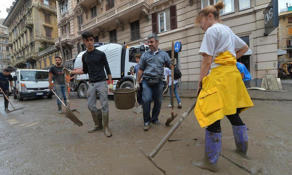 Genova, le colpe per quei lavori non eseguiti