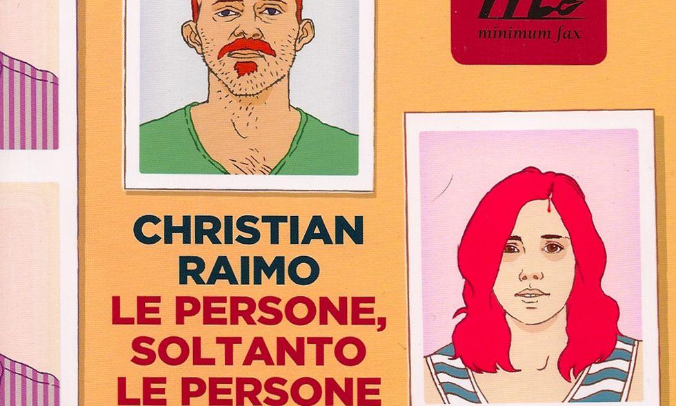Christian Raimo, 'Le persone, soltanto le persone' - La recensione