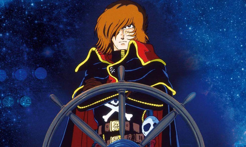 Capitan Harlock - L'arcadia della mia giovinezza
