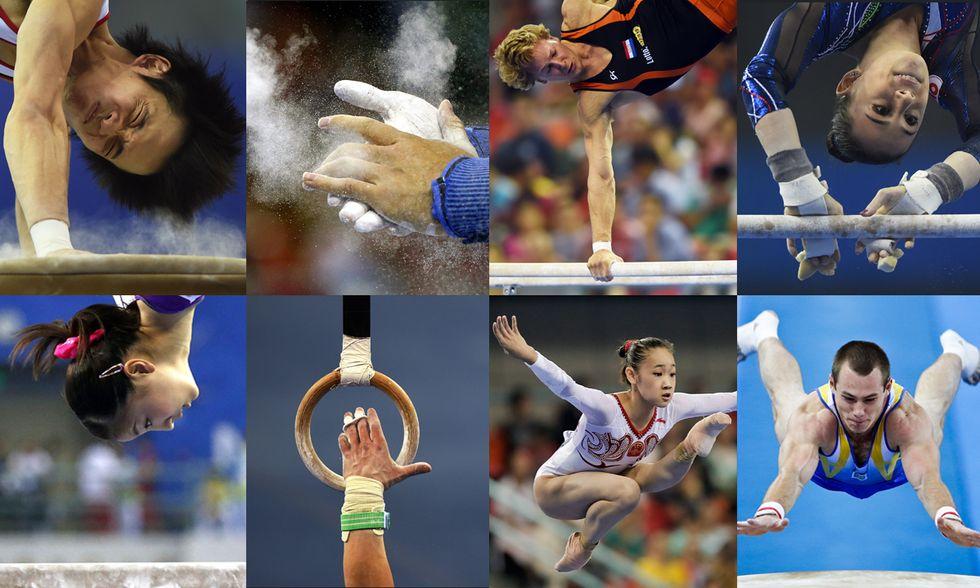 Le foto più belle dei Mondiali di ginnastica artistica