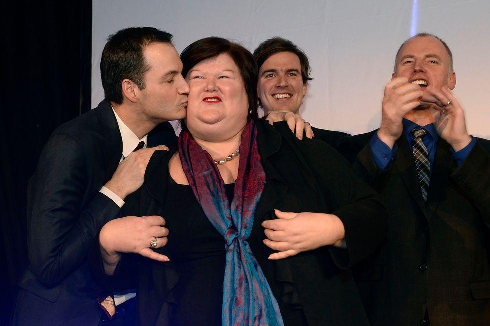 Maggie De Block, il ministro obeso che imbarazza il Belgio