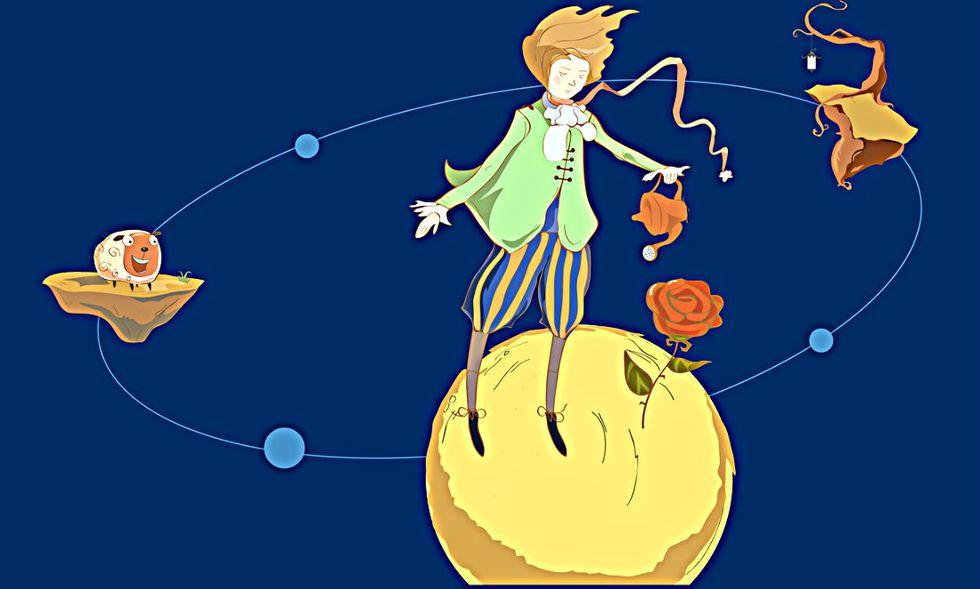 iStock-piccolo-principe Saint Exupery