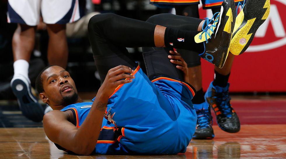 NBA: perché così tanti infortunati?