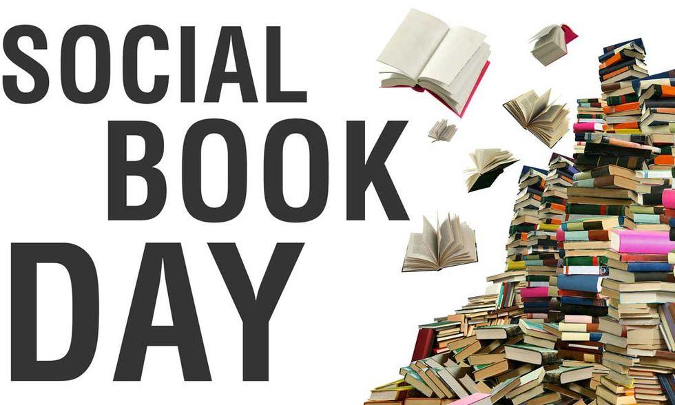 #SocialBookDay, un hashtag per spronare a leggere di più