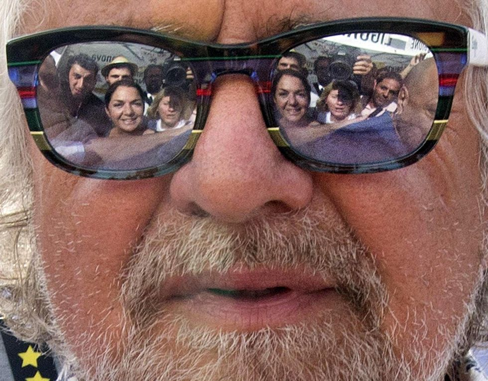 Beppe Grillo e la nuova epurazione dal Movimento 5 Stelle