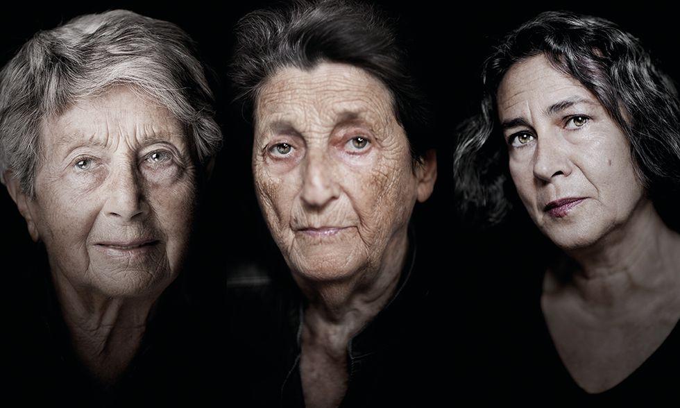Le donne del digiuno contro la mafia: ritratti in mostra a Firenze