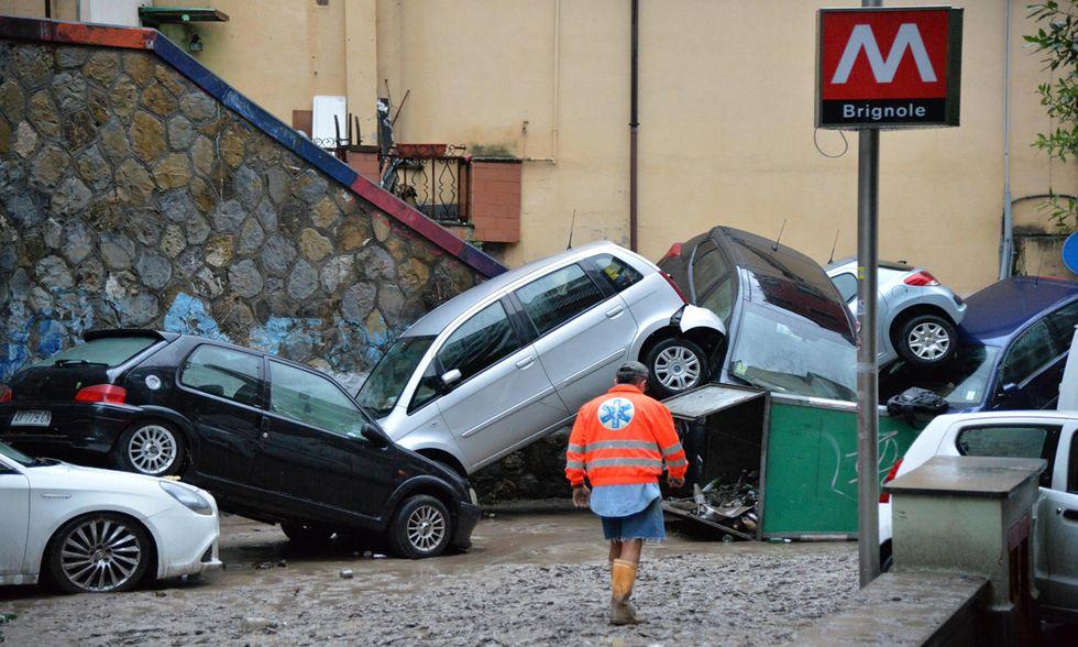 L'alluvione di Genova e lo sciacallaggio mediatico