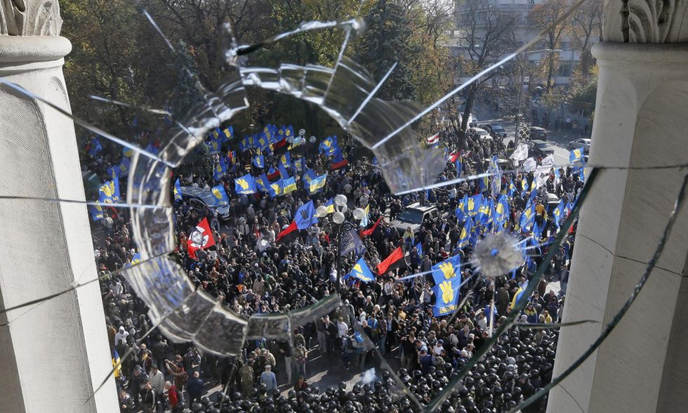 Ucraina, dialogo in vista tra Kiev e i ribelli?