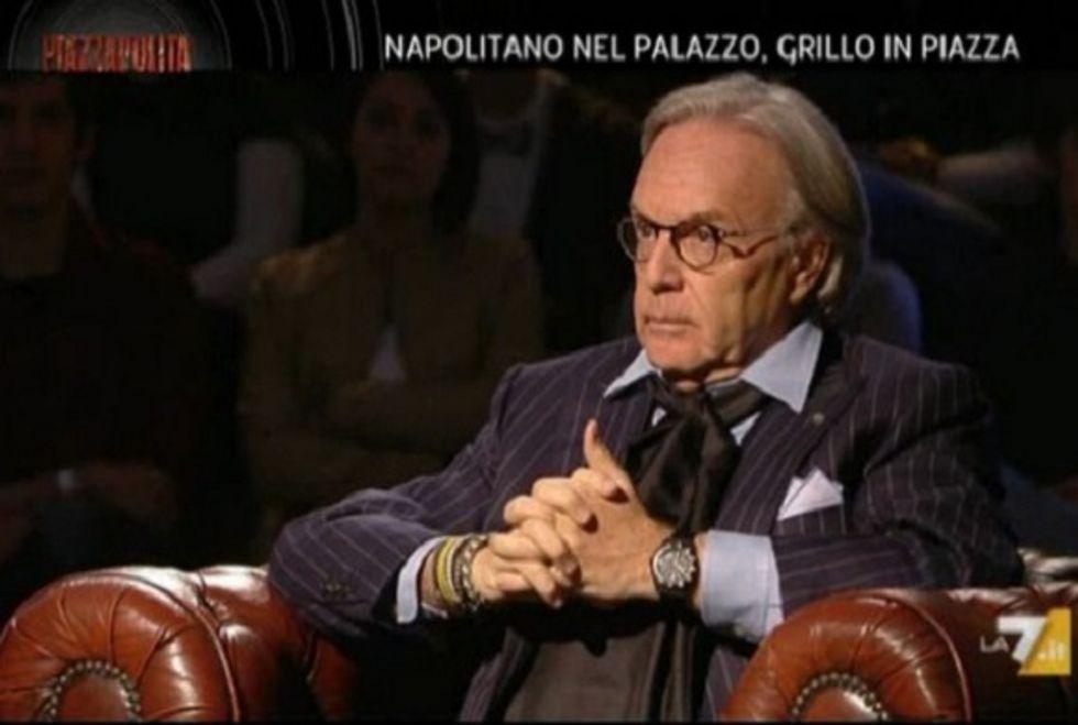 Ascolti 13/10: Del Debbio con Toti straccia Formigli con Della Valle