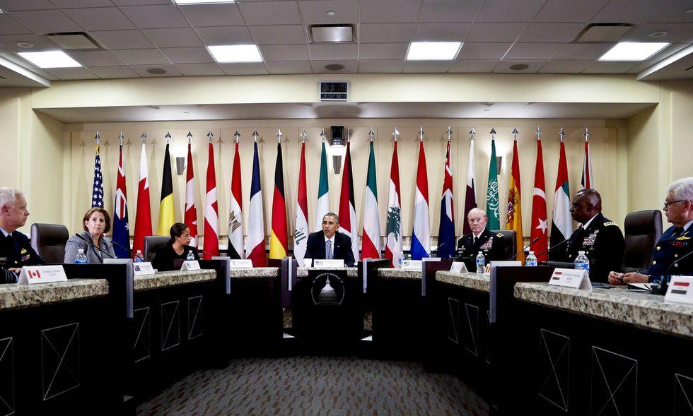 Guerra all'Isis: la coalizione rimane divisa
