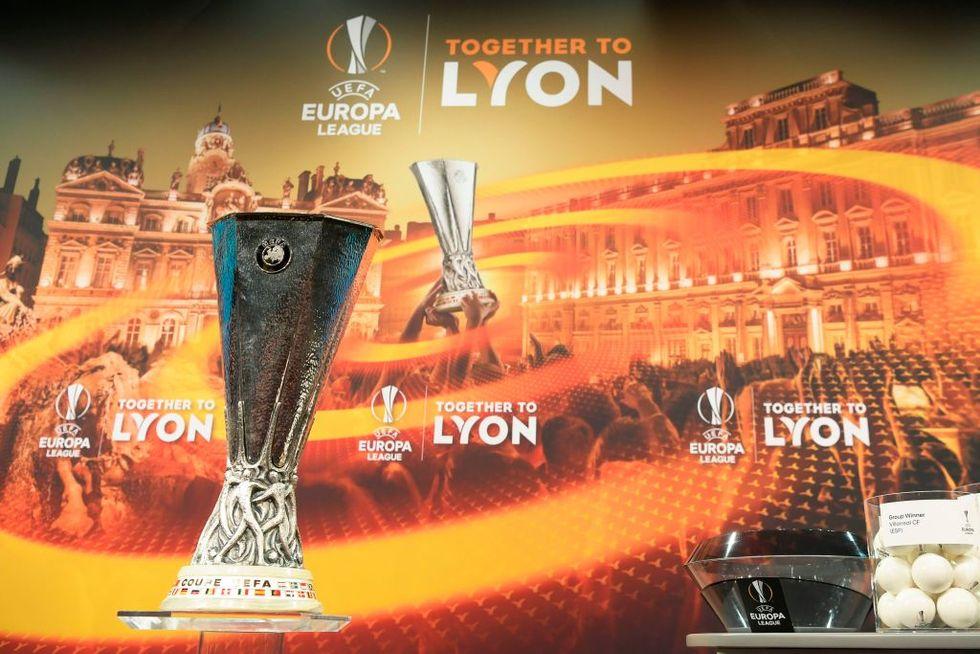 europa league 2017 2018 sorteggio tabellone avversarie milan lazio