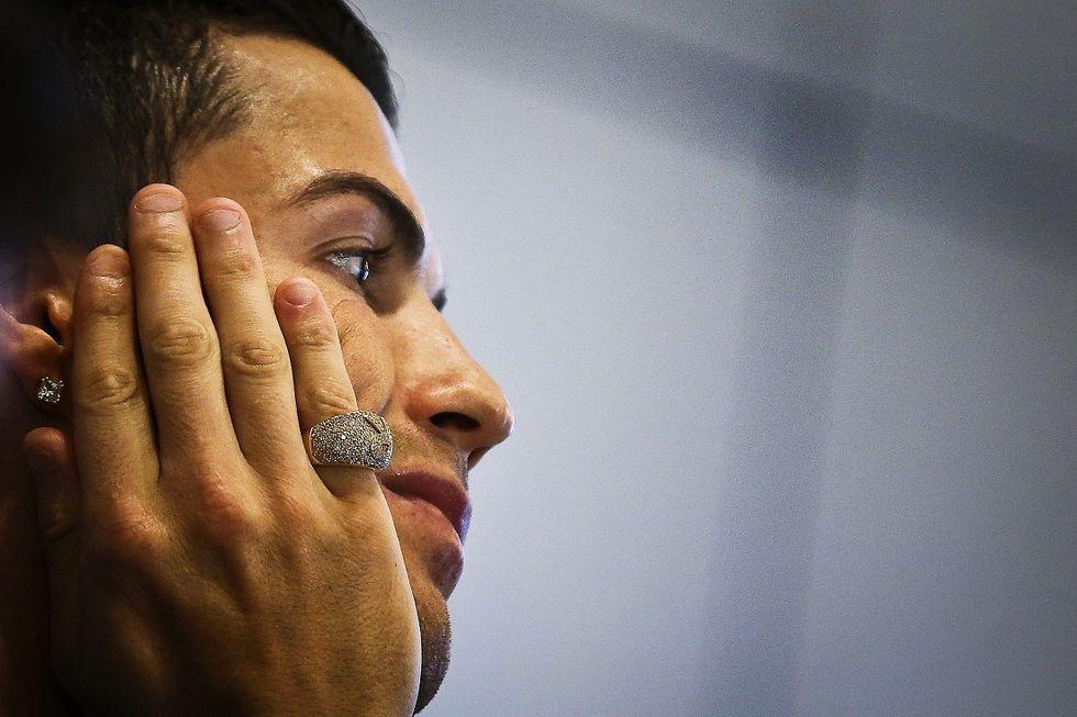 Facebook: Cristiano Ronaldo guida la Top 10
