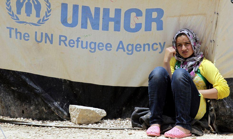 Rifugiata siriana
