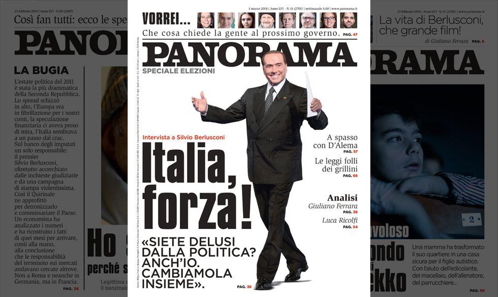 Italia, forza!