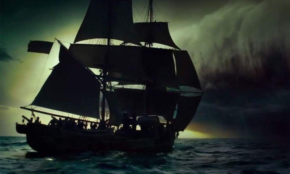 In the heart of the sea, il film di Ron Howard sulla baleniera Essex: teaser trailer