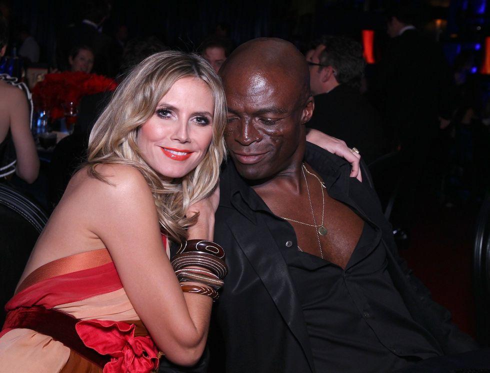Heidi Klum e Seal: divorzio confermato