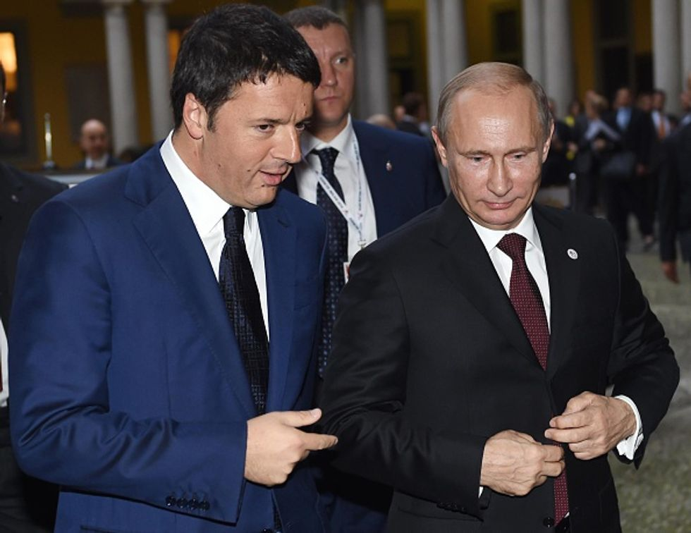 Milano: cosa ha ottenuto Vladimir Putin
