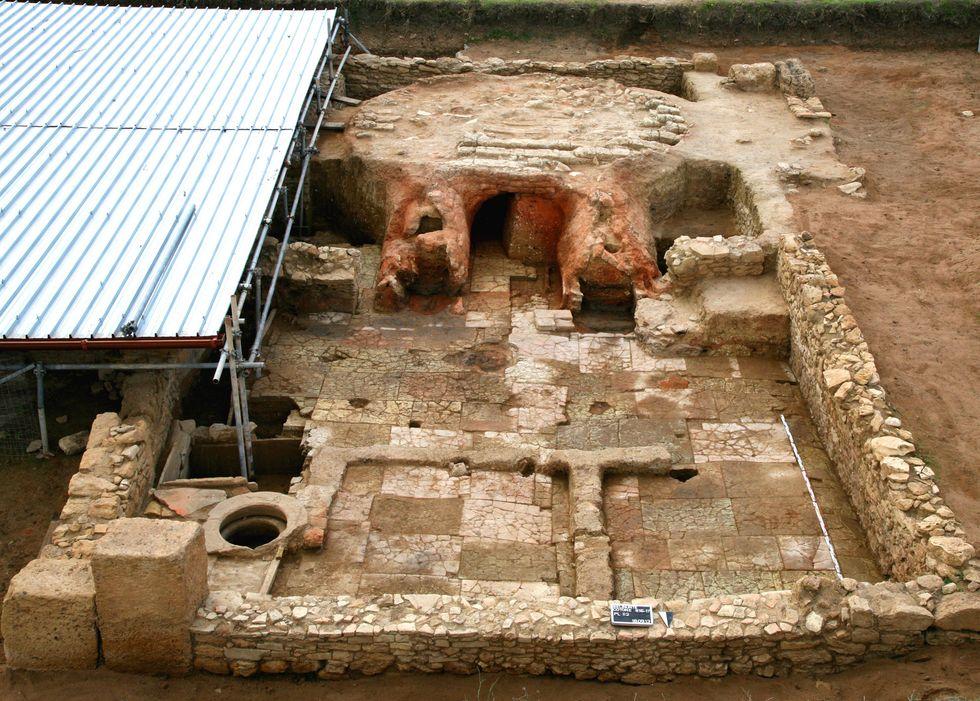 Sicilia: scoperta la più grande fornace dell'antichità
