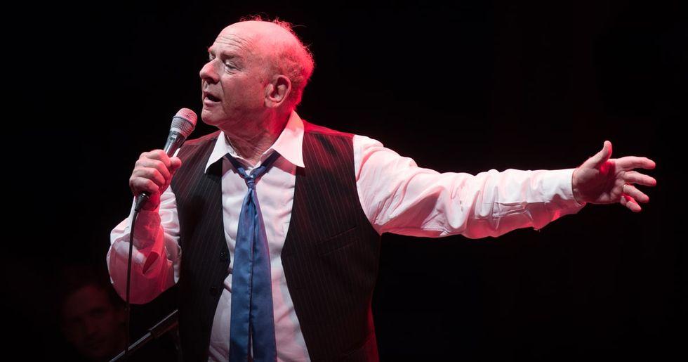 Art Garfunkel incanta l'Auditorium di Roma - La recensione