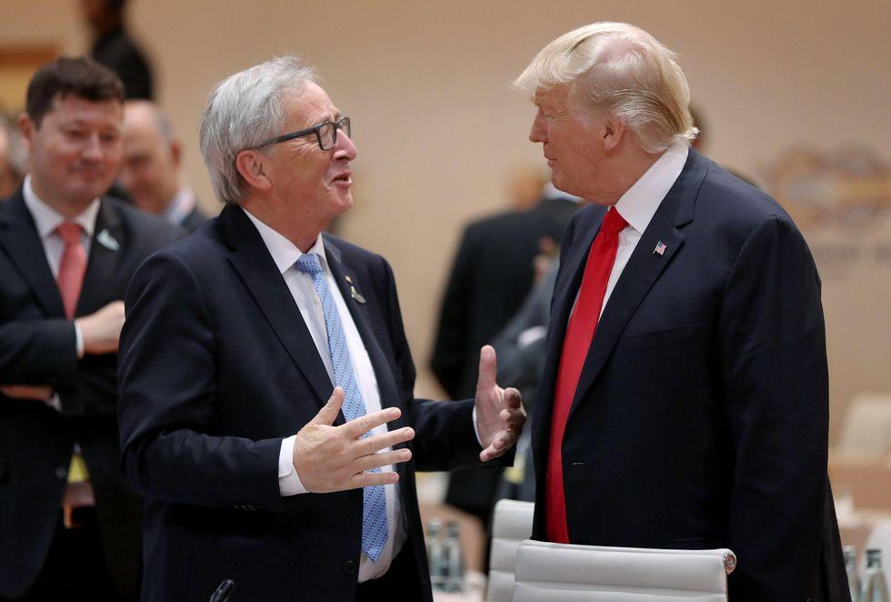 I dazi di Trump, le conseguenze in Europa