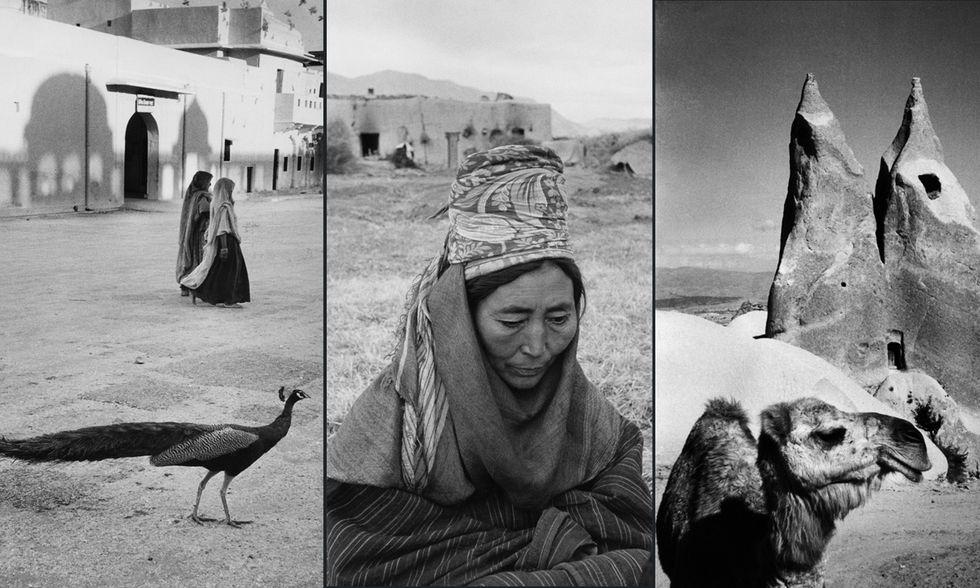 L'Asia nelle fotografie di Marc Riboud