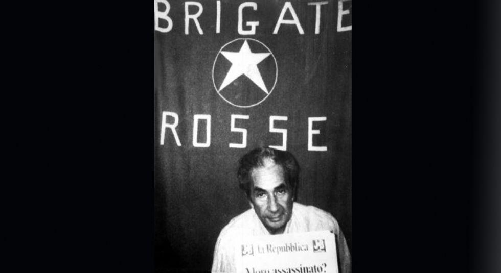 Aldo Moro Brigate Rosse