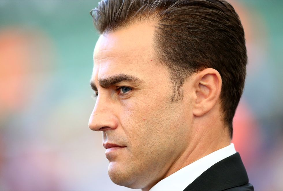 Cannavaro indagato per frode fiscale